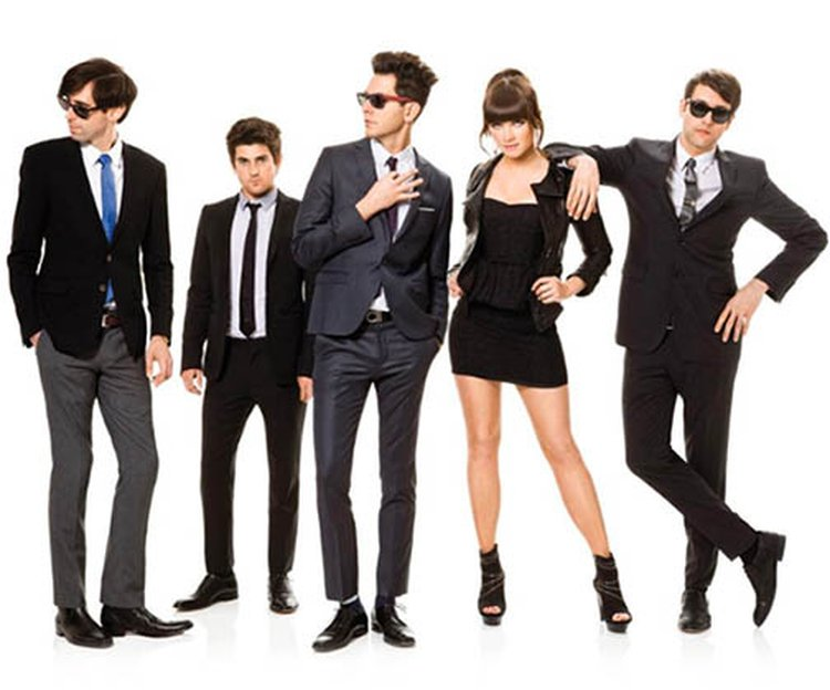 Music Friday: Cobra Starship Gives a Nod to the Beatles in 'Living in the Sky With Diamonds'