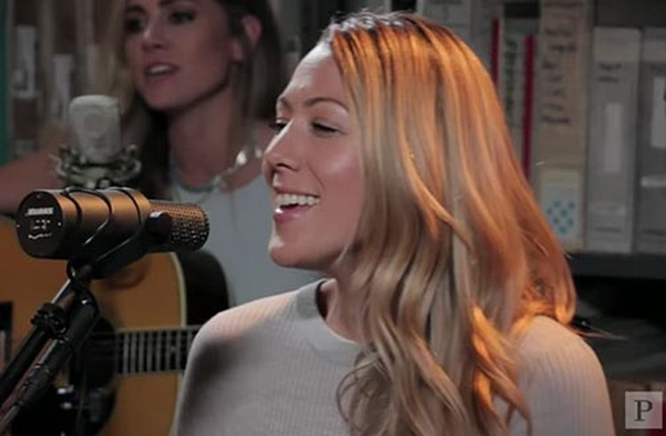 Music Friday: Newly Engaged Colbie Caillat Compares Falling in Love to Sitting on Top of a 'Goldmine'