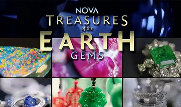 NOVA Series 'Treasures of the Earth' Explores the Origin and Allure of Gems and Precious Metals