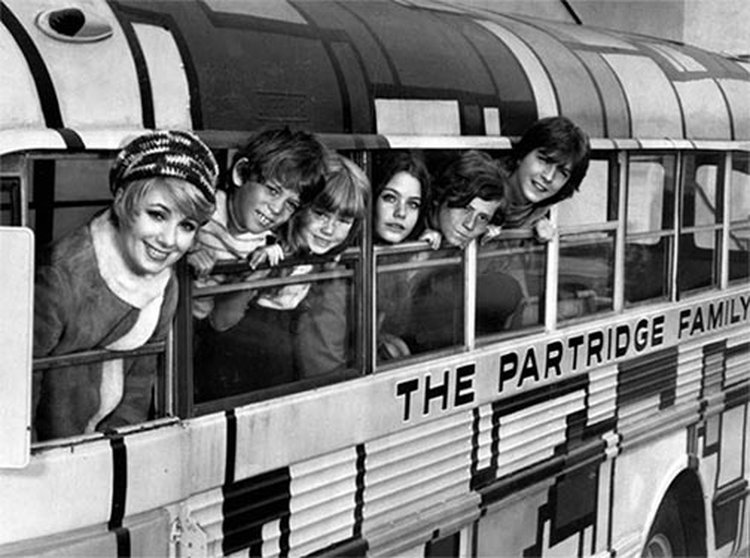 Music Friday: 'The Streets of Heaven Are Paved With Gold' in The Partridge Family's 'Love Must Be the Answer'