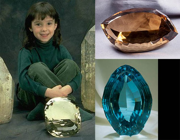 Perot Museum in Dallas Houses the Most Magnificent Examples of November's Birthstones