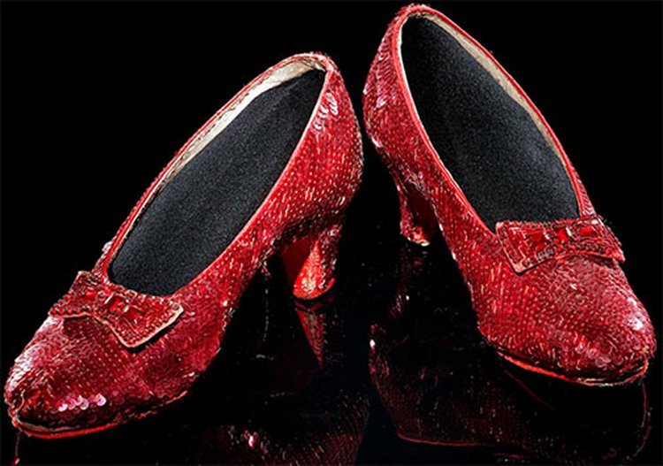 Smithsonian Launches $300K Kickstarter Campaign to Fund Restoration of Dorothy's 77-Year-Old Ruby Slippers