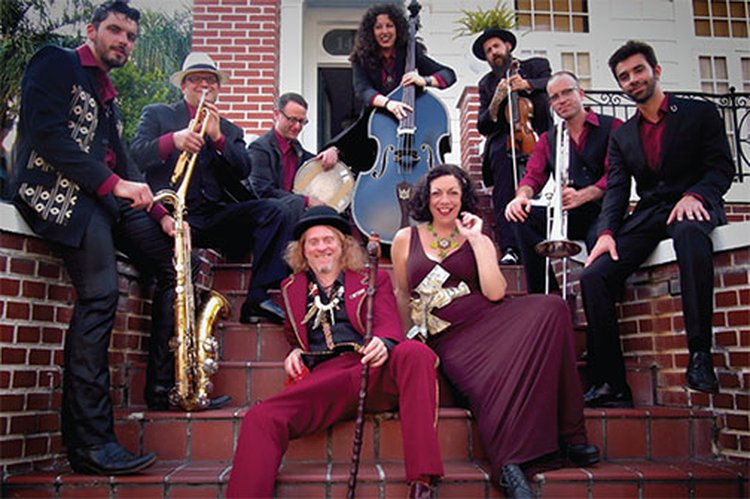 Music Friday: Swing Revival Band Squirrel Nut Zippers Sing, 'Baby Wants a Diamond Ring'