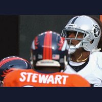 Broncos' Aqib Talib Yanks Gold Chain From Neck of Raiders' Michael Crabtree; Refs Make No Call