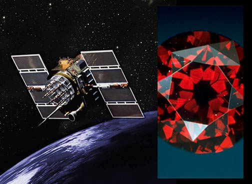 Scientists Say Red Diamonds Could Replace GPS Systems, Make Driverless Cars a Reality